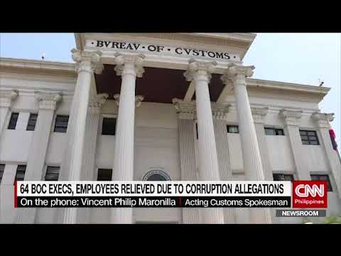 64 BOC Officials, Employees Relieved Due To Corruption Allegations