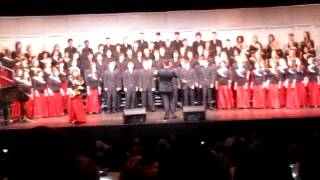 Stellenbosch University Choir - Angels by Robbie Williams