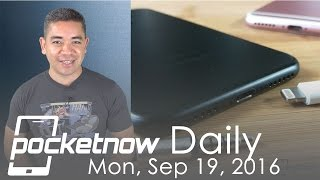 iPhone 7 hissgate, Galaxy Note 7 re-launch date & more - Pocketnow Daily