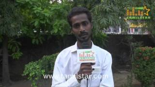 Saravanan Pillai at Naangellam Edakoodam Team Interview