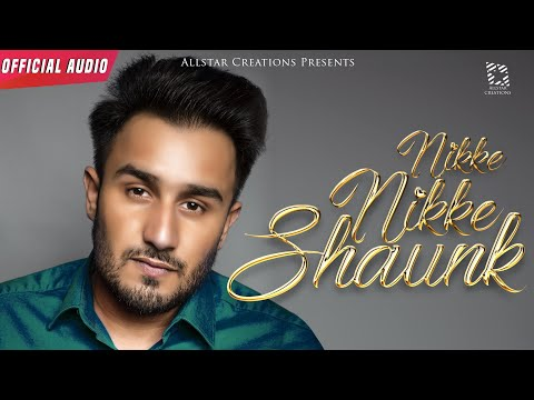 NIKKE NIKKE SHAUNK | DEVIL | DEEJAY | OFFICIAL AUDIO | LATEST ROMANTIC SONG 2020