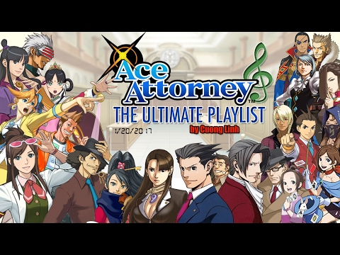 Ace Attorney: The Ultimate Playlist