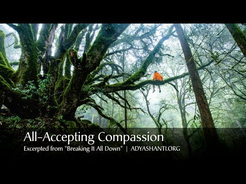 Adyashanti Video: Compassion is Selfless Love