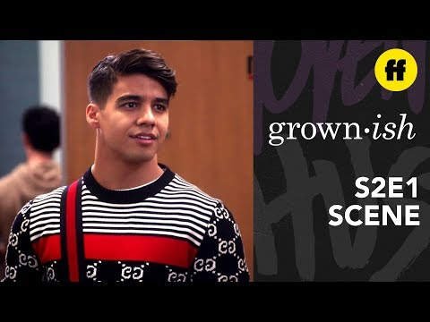grown-ish Season 2, Episode 1 | Zoey's Apartment Gets a Makeover | Freeform