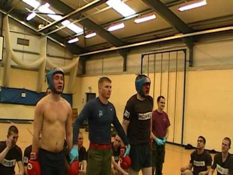 pcoy - The Parachute Regiment P COY milling event. Check my other videos for a bit more insight to battalion life.
