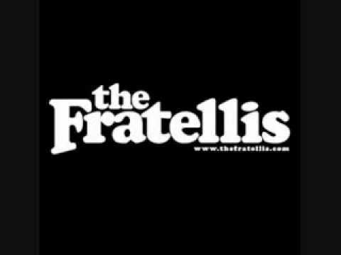 Tekst piosenki The Fratellis - For the girl po polsku