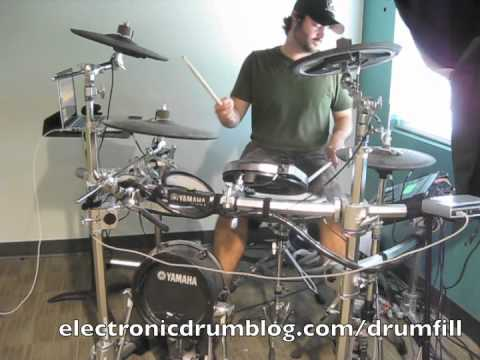 Linear Drum Fill - Gospel Chops - Aaron Spears Rex Hardy Inspired Easy Drum Lesson