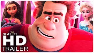 Video WRECK IT RALPH 2 Trailer 2 (2018) MP3, 3GP, MP4, WEBM, AVI, FLV Agustus 2018
