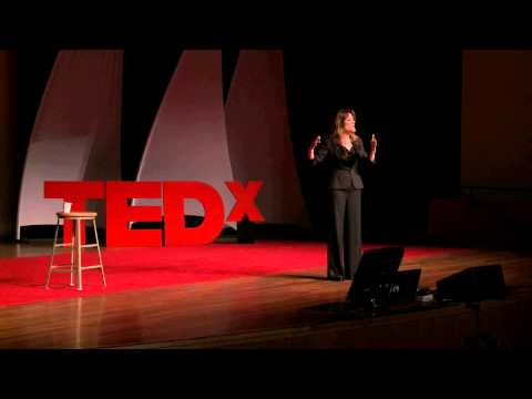 Stand Up, Speak Out!: Marianne Williamson at TEDxTraverseCity