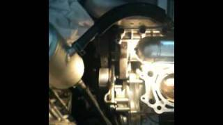 6. kawasaki ultra 260x stuck spark plug engine disassembly
