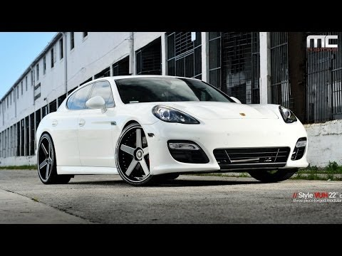 MC Customs Porsche Panamera GTS