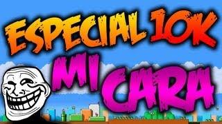 MI CARA | ESPECIAL 10.000 SUSCRIPTORES | ♥ TheGrefg ♥