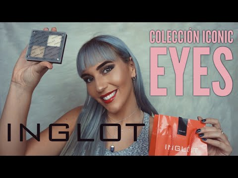 Lanzamiento Inglot Chile - Iconic Eyes ! Maquillaje Falabella