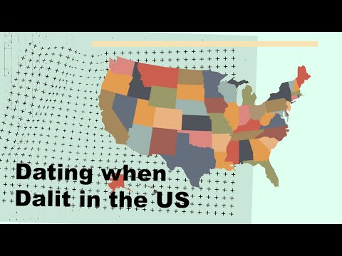 Dating when Dalit in the United States of America