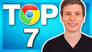 Video Top 7 Cool Chrome Extensions You'll Want Right Now MP3, 3GP, MP4, WEBM, AVI, FLV November 2018