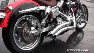 3. Used 2009 Harley Davidson FXDL Dyna Low Rider Motorcycles for sale