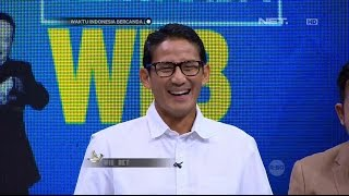 Download Video Waktu Indonesia Bercanda - Anies Baswedan-Sandiaga Uno Langsung Paham Stresnya TTS (2/4) MP3 3GP MP4