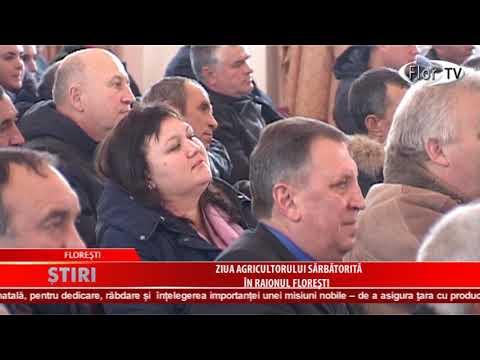 Ziua Agricultorului sărbătorită în raionul Floreşti