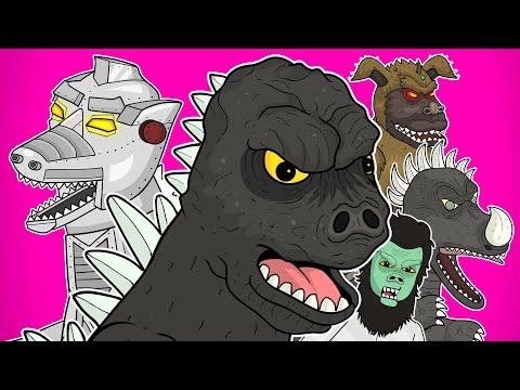 Godzilla Vs Mechagodzilla The Musical