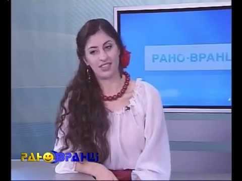 Нелли Сюпюр - гость на киевском государственном телеканале 30 апреля 2014 года. Украинское фламенко.