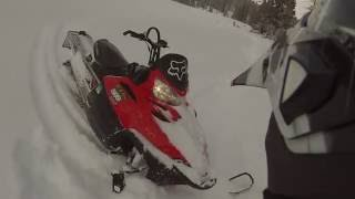 10. 2008 Polaris RMK Dragon 700 in Spring Creek Colorado