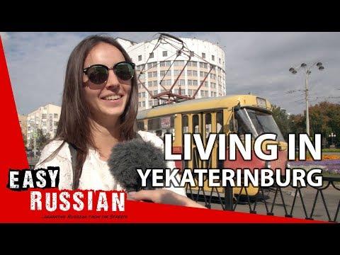 Living in Yekaterinburg | Easy Russian 36