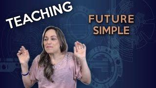 Como usar o Futuro Simples em Inglês? Simple Future