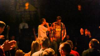 Video Janis Ideal - Freestyle Battle Boj o lampu 2,,, Janis  Ideal vs