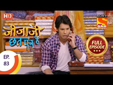 Jijaji Chhat Per Hai - Ep 83 - Full Episode - 3rd May, 2018