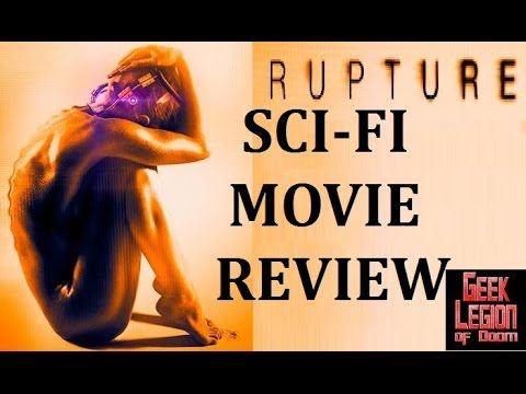 RUPTURE ( 2016 Noomi Rapace ) Sci-Fi abduction Horror Movie Review
