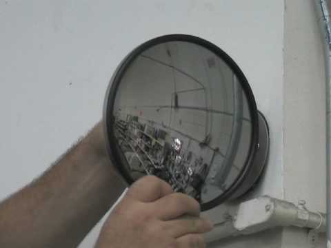 SecurityMan Hidden Camera Mirror with Bonus Dummy Cam
