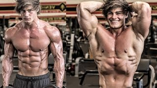 Jeff Seid   Aesthetic And Strong (Fitness Motivation)