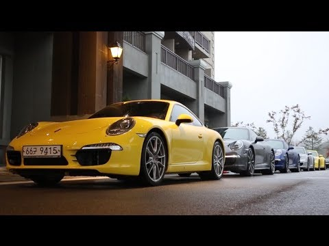 CHALLENGE - The Carrera Challenge Korea is a great event for Porsche drivers to bond with their families and friends while exploring the beauty of the Korea peninsula. E...