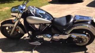 1. 2006 Kawasaki Vulcan 2000 V2K Sharp Curve Radius Freedom Performance For Sale