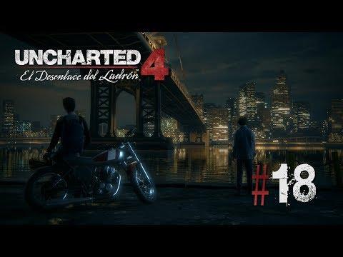 UNCHARTED 4 - #18 LOS DRAKE