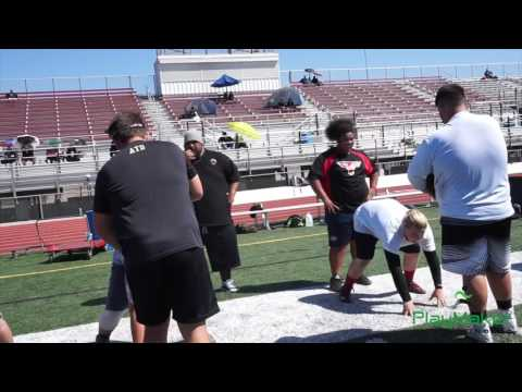Nutrition - PTP Sports - Offensive Line Run Block Training