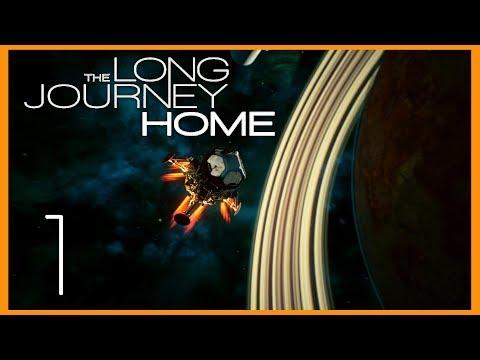 The Long Journey Home - прохождение игры на русском - Собираем команду [#1]