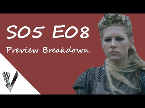 Vikings Season 5 Episode 8 Preview/Promo Breakdown