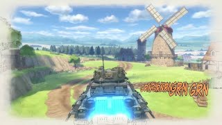 Valkyria Chronicles 4 - New Features Trailer by GameTrailers