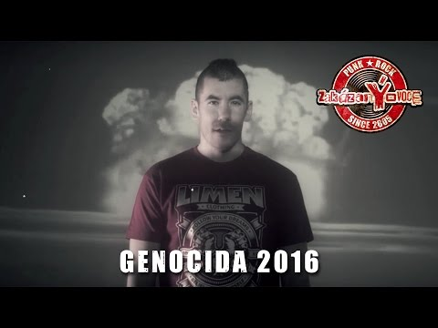 zakázanÝovoce - Genocida 2016 (oficiální videoklip)