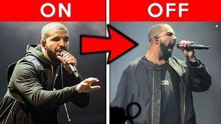 Video HIS AUTO-TUNE STOPS WORKING LIVE...  (Drake, Cardi B, Kendrick Lamar & MORE!) MP3, 3GP, MP4, WEBM, AVI, FLV April 2018
