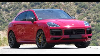 The New Porsche Cayenne GTS is Finally a Fast SUV With Enough Brakes - One Take by The Smoking Tire