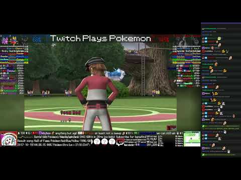 Twitch Plays Pokémon Battle Revolution - Matches #94343 and #94344