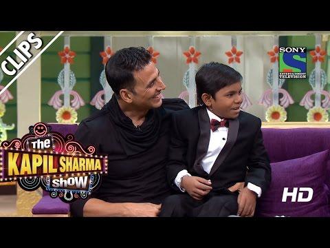 Kappu-ko-pinch-karne-ka-mauka-mil-gaya--The-Kapil-Sharma-Show--Episode-8--15th-May-2016