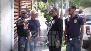 Hombre narra Noticias SIN el momento en que encontró en su casa sospechoso dispararle a David Ortiz