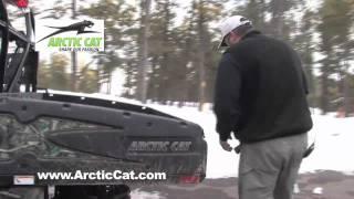 9. Arctic Cat Prowler HDX 700