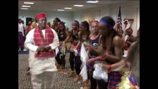 This performance took place during The South Florida memorial tribute for the Late Dim, Chukwuemeka Odumegwu-Ojukwu on January 28th 2012.
