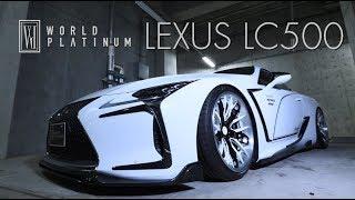 LEXUS LC500 Bodykit ver. 2 with Model