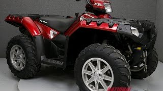 4. 2014  POLARIS  SPORTSMAN 850 HO XP W/EPS  - National Powersports Distributors