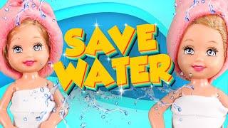 Video Barbie - Don't Waste Water! | Ep.165 MP3, 3GP, MP4, WEBM, AVI, FLV Juni 2018